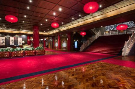 Interior view The Grand Hotel Kaohsiung