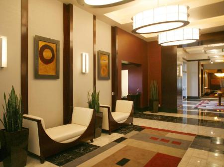Lobby Platinum Hotel and Spa