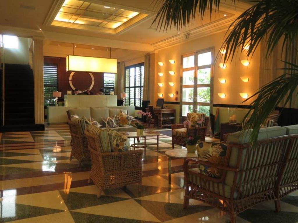 Lobby Hotel Astor