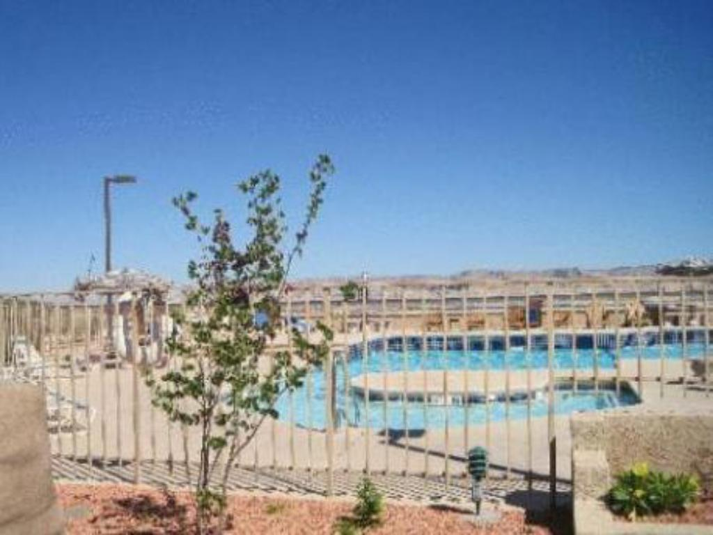 Kolam renang Lake Powell Resort