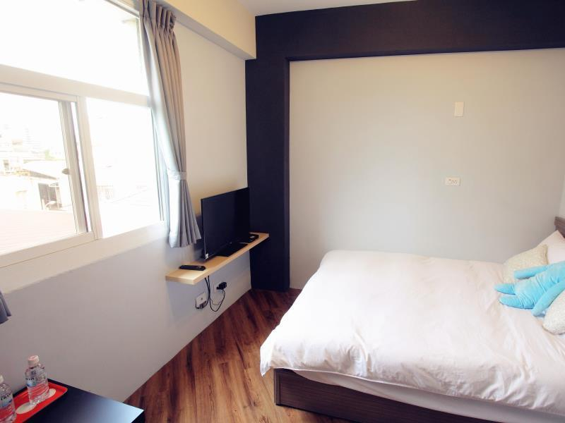 舒適雙人房 (Cozy Double Room)