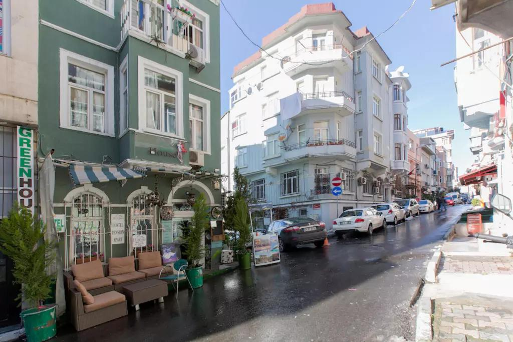 More about Istanbul Taksim Green House Hostel
