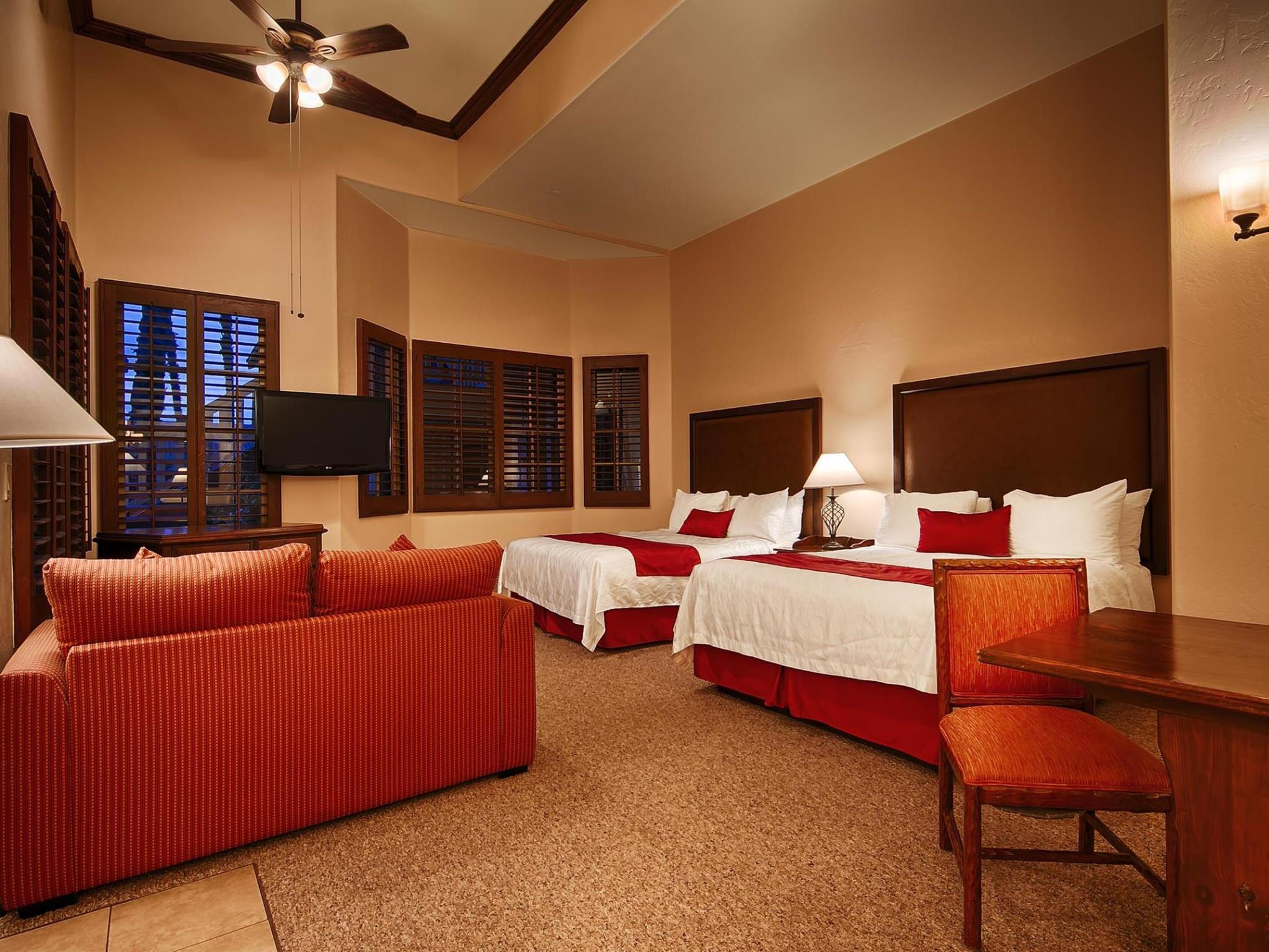 Best Price on Best Western Plus Hacienda Hotel Old Town in San