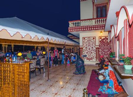 Interior view Umaid Bhawan - A Heritage Style Boutique Hotel