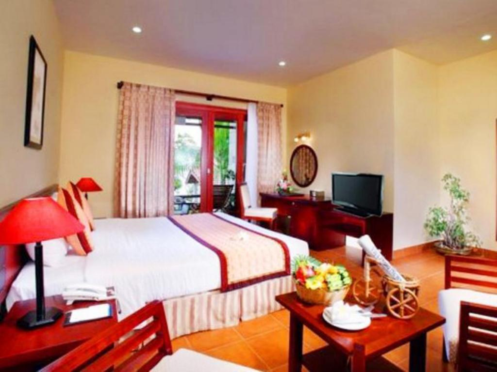 Ocean View Villa - Double Bed White Sand Doc Let Beach Resort & Spa