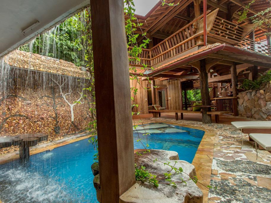 Private Pool Villa-Garden View