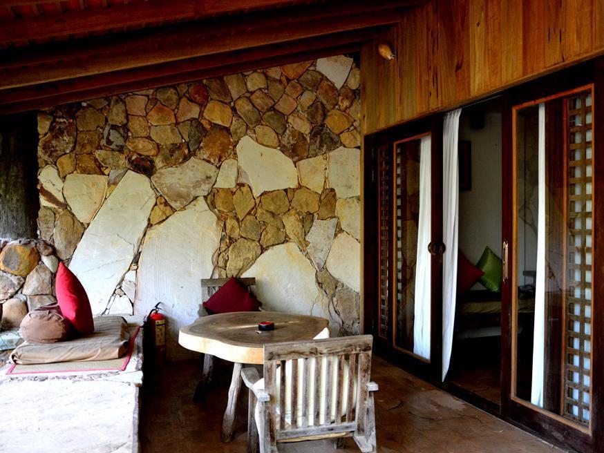 Delightful Villa Hillside Room Veranda Natural Resort