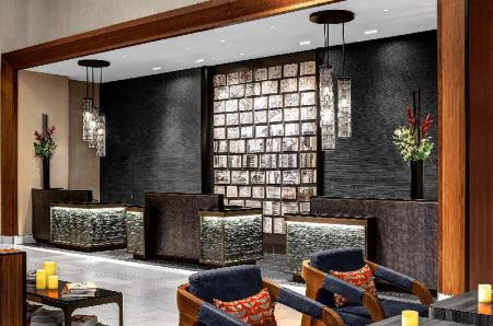 Hol DoubleTree Suites by Hilton Hotel NYC - Times Square