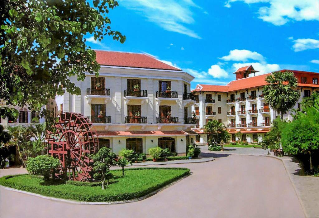 シェムリアップ ホテル