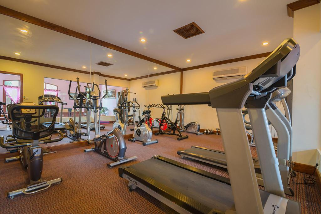 Fitness center Steung Siemreap Thmey Hotel