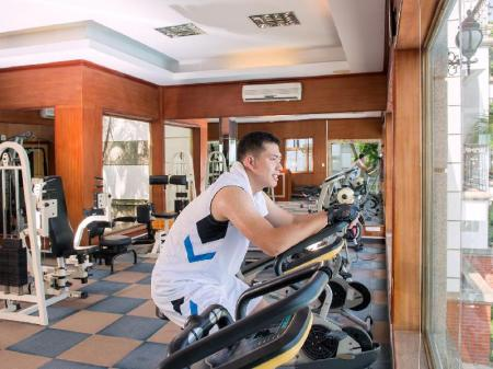Fitness center Royal Villas Halong