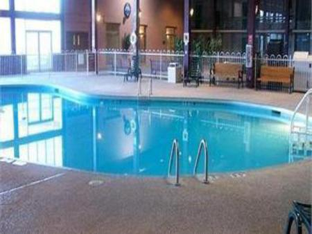 Peldbaseins Holiday Inn Spearfish-Convention Center