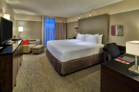 1 King Bed Leisure Non-Smoking - Cameră de oaspeţi Crowne Plaza - Chicago West Loop
