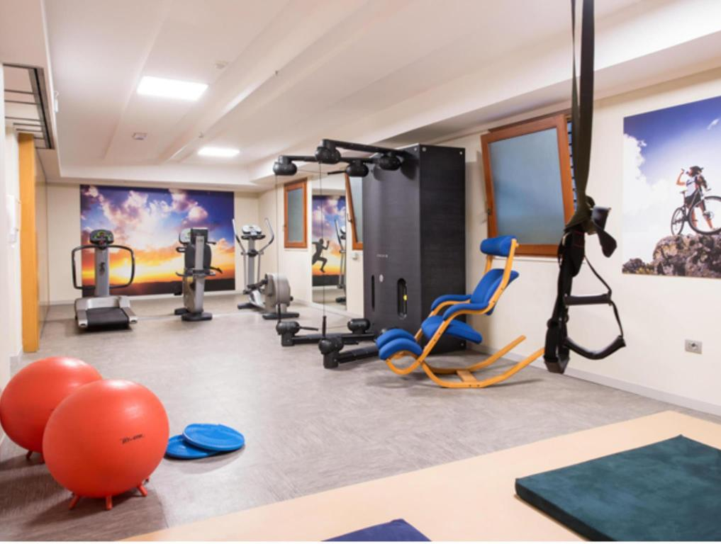 Fitness center Best Western Plus City Hotel