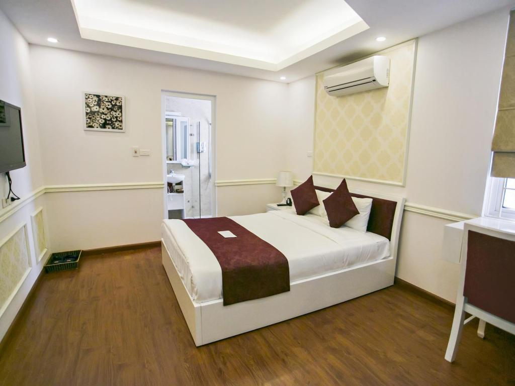 Deluxe Double - Bed Splendora Hotel Hanoi