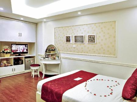 Deluxe Single - Bed Splendora Hotel Hanoi