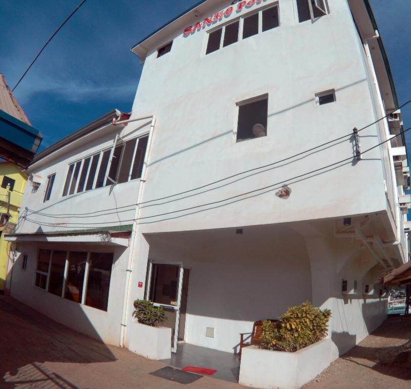 Exterior view Coron Sanho Pension House