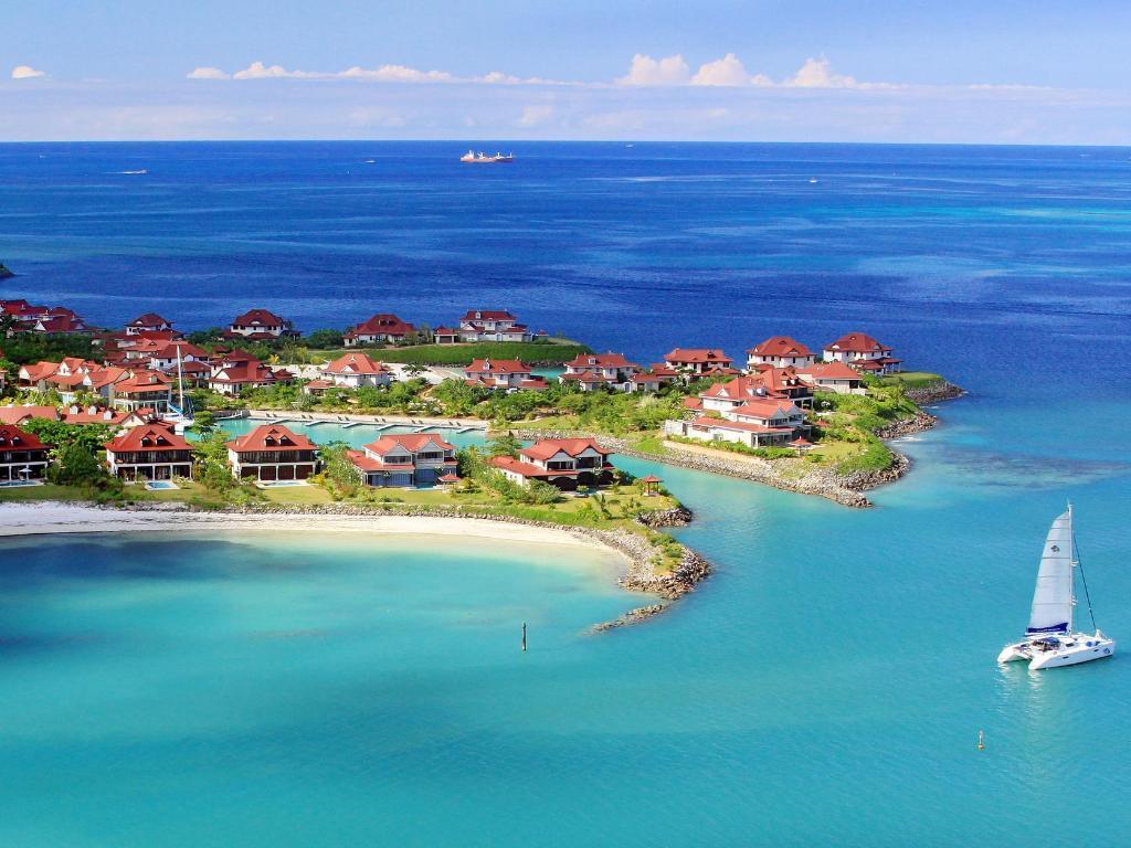Luxury Hotel Seychelles Island