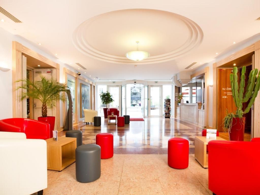 Hotel Villa La Parisienne Parigi villa modigliani hotel in paris - room deals, photos & reviews