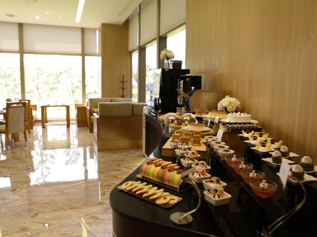 Buffet The Central Park Hotel Songdo