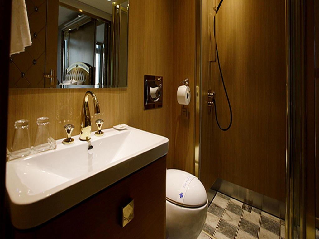 Bathroom The Central Park Hotel Songdo