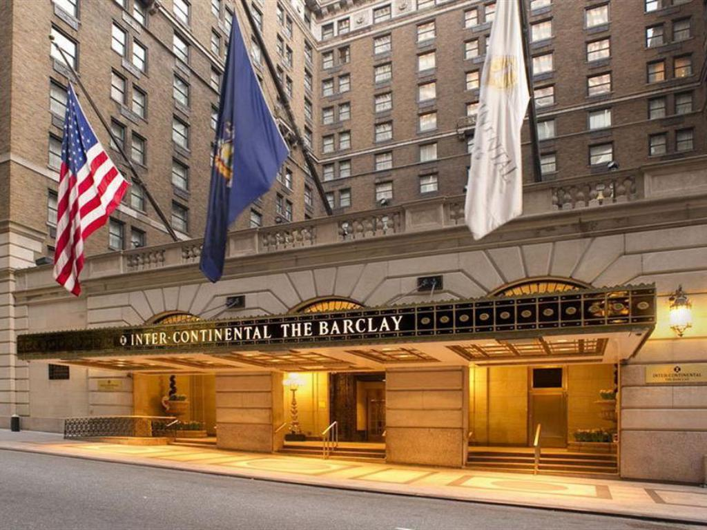 Vairāk par InterContinental New York Barclay Hotel
