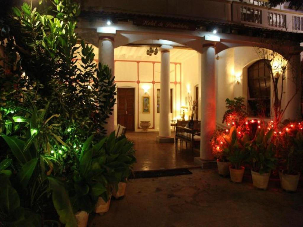Entrance De Pondicherry - A Heritage Boutique Hotel By Sea