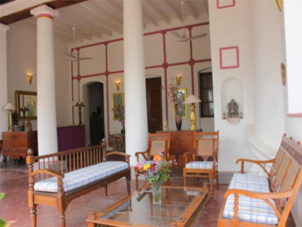 Interior view De Pondicherry - A Heritage Boutique Hotel By Sea