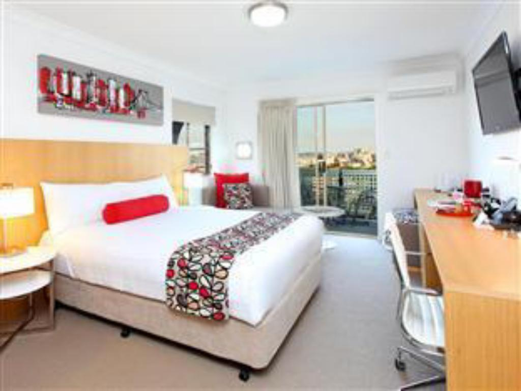 فندق بيست ويسترن جريجوري تيراس بريسبان (Best Western Gregory Terrace Brisbane Hotel)