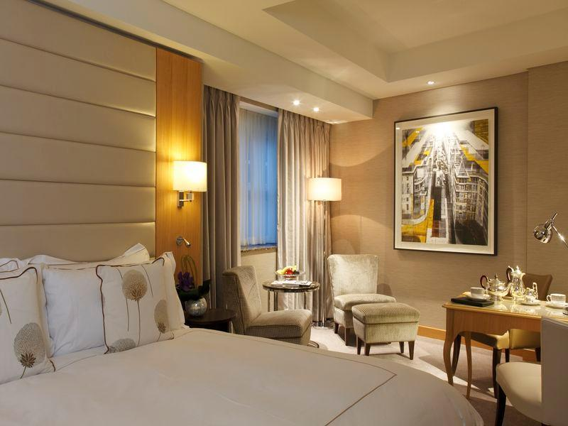 Executive-huone King Size -vuoteella (King Executive Room)