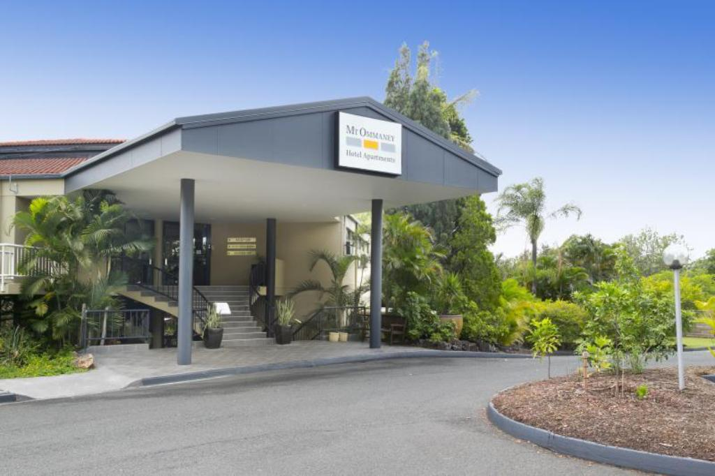 Exterior view Mt Ommaney Hotel Apartments