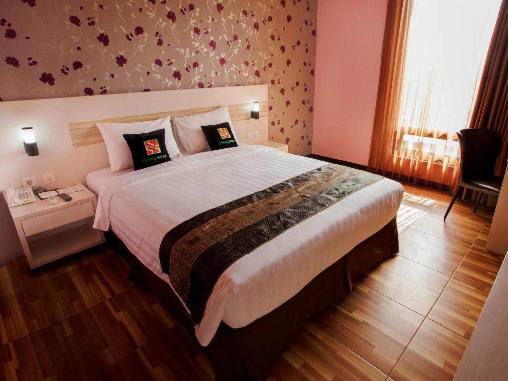 Superior Double - Bed Grand Sovia Hotel
