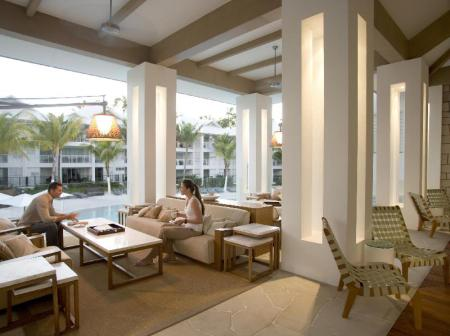 ردهة فندق بيبيرز بيتش كلوب (Peppers Beach Club Hotel)