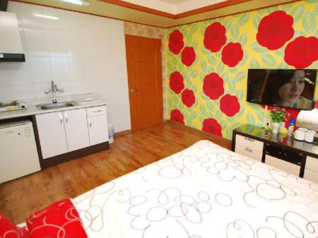 Double Room Sunrise Pension