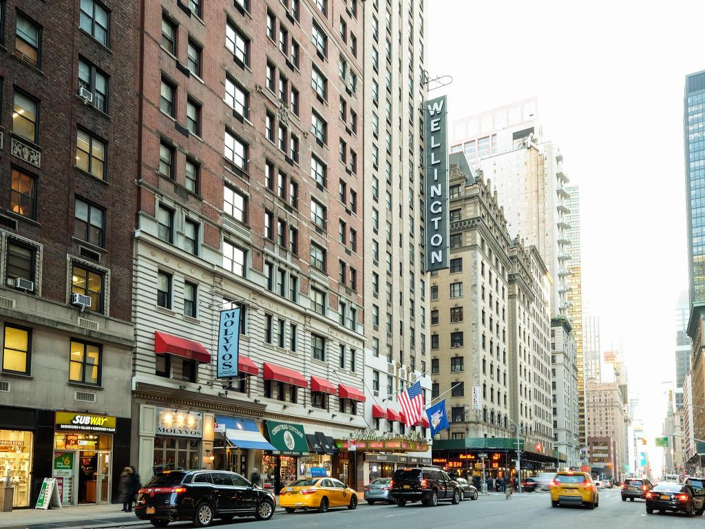 Hotels In New York City >> Wellington Hotel New York Parhaat Tarjoukset Agoda Com