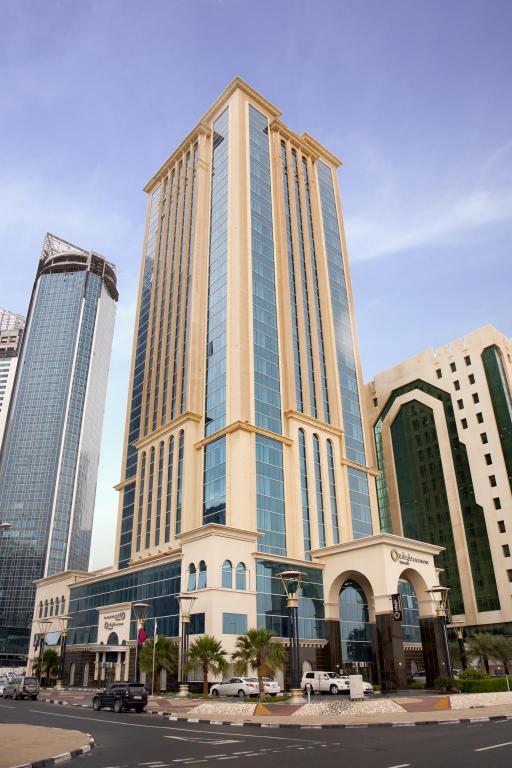 Best price on adagio premium aparthotel west bay doha in for Apart hotel adagio