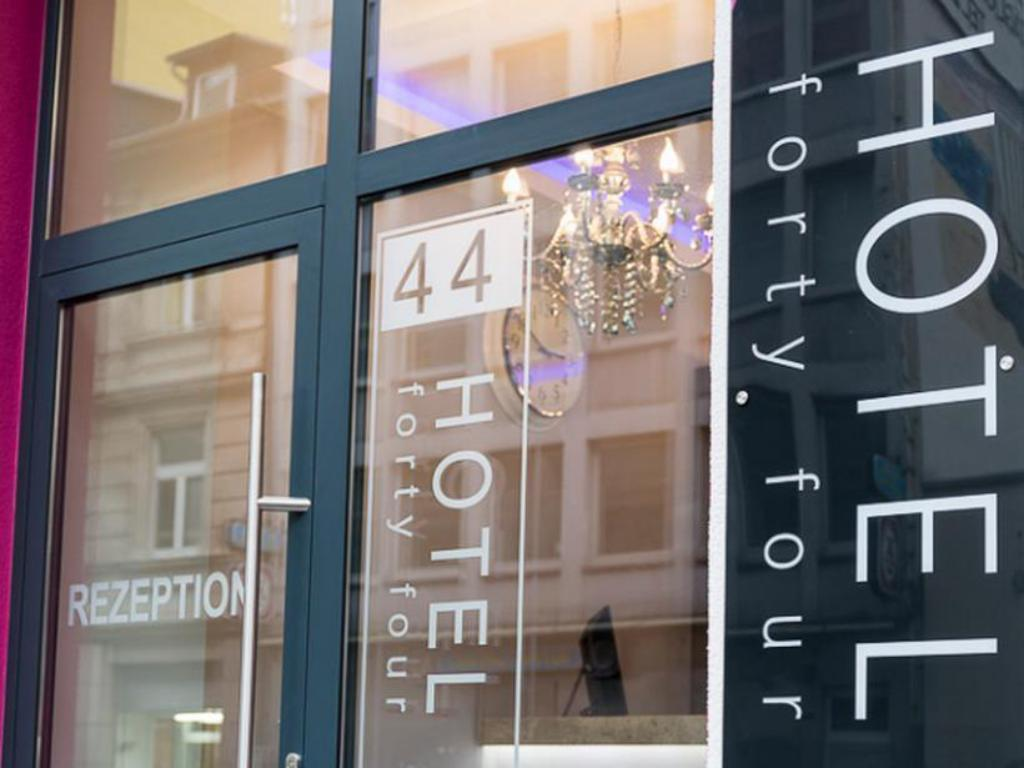 More about Hotel Forty Four
