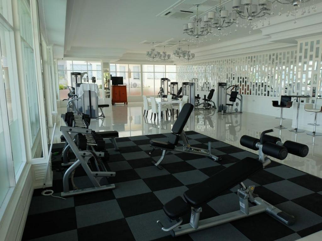 Fitness center Taksila Grand Hotel