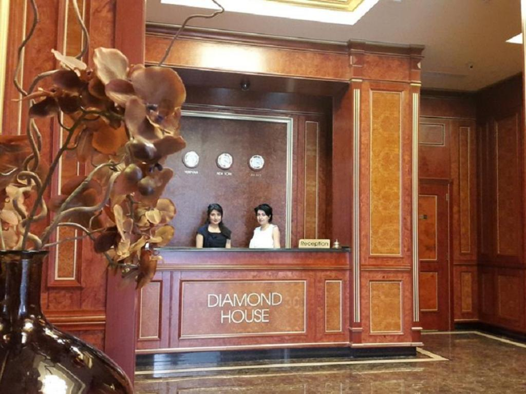 فندق دايموند هاوس (Diamond House Hotel)