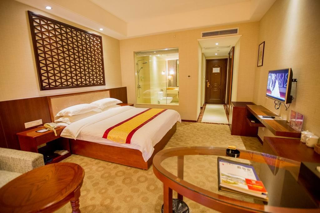 Longyan Capital International Hot Spring Resort In China