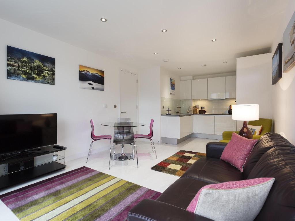 Majapaikan sisätilat Veeve  - One Bedroom Apartment - London Bridge