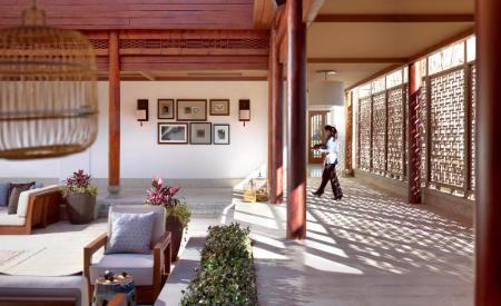 Nội thất khách sạn Jinmao Hotel Lijiang In The Unbound Collection by Hyatt