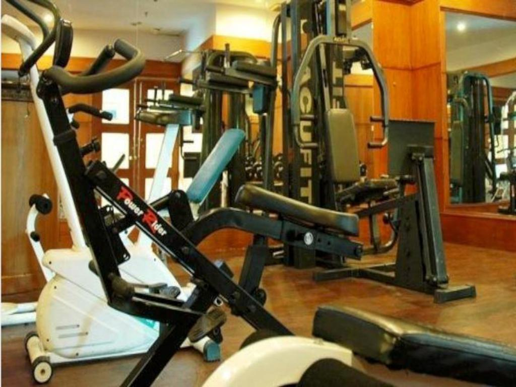 Fitness center Banua Makassar Hotel
