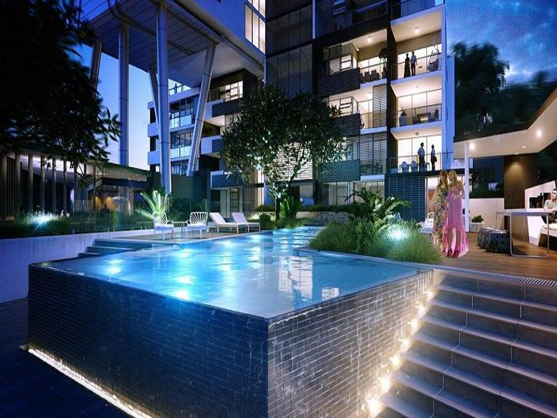 Captivating Arena Apartments