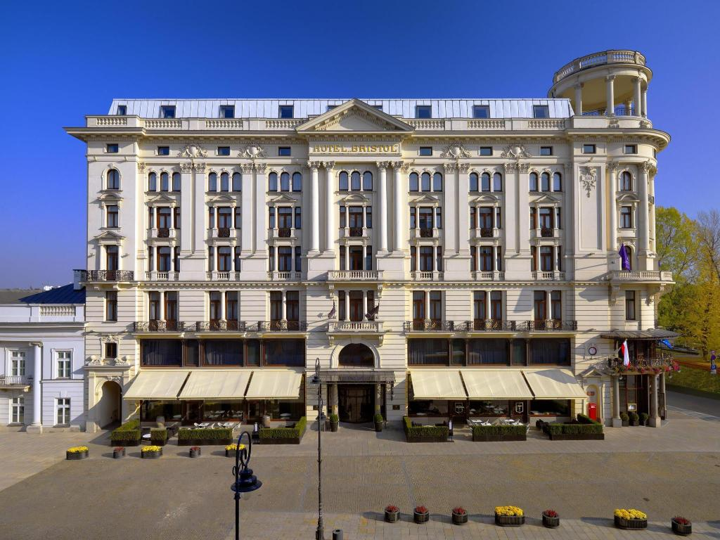 華沙布里斯托爾豪華精選酒店 (Hotel Bristol, A Luxury Collection Hotel, Warsaw)