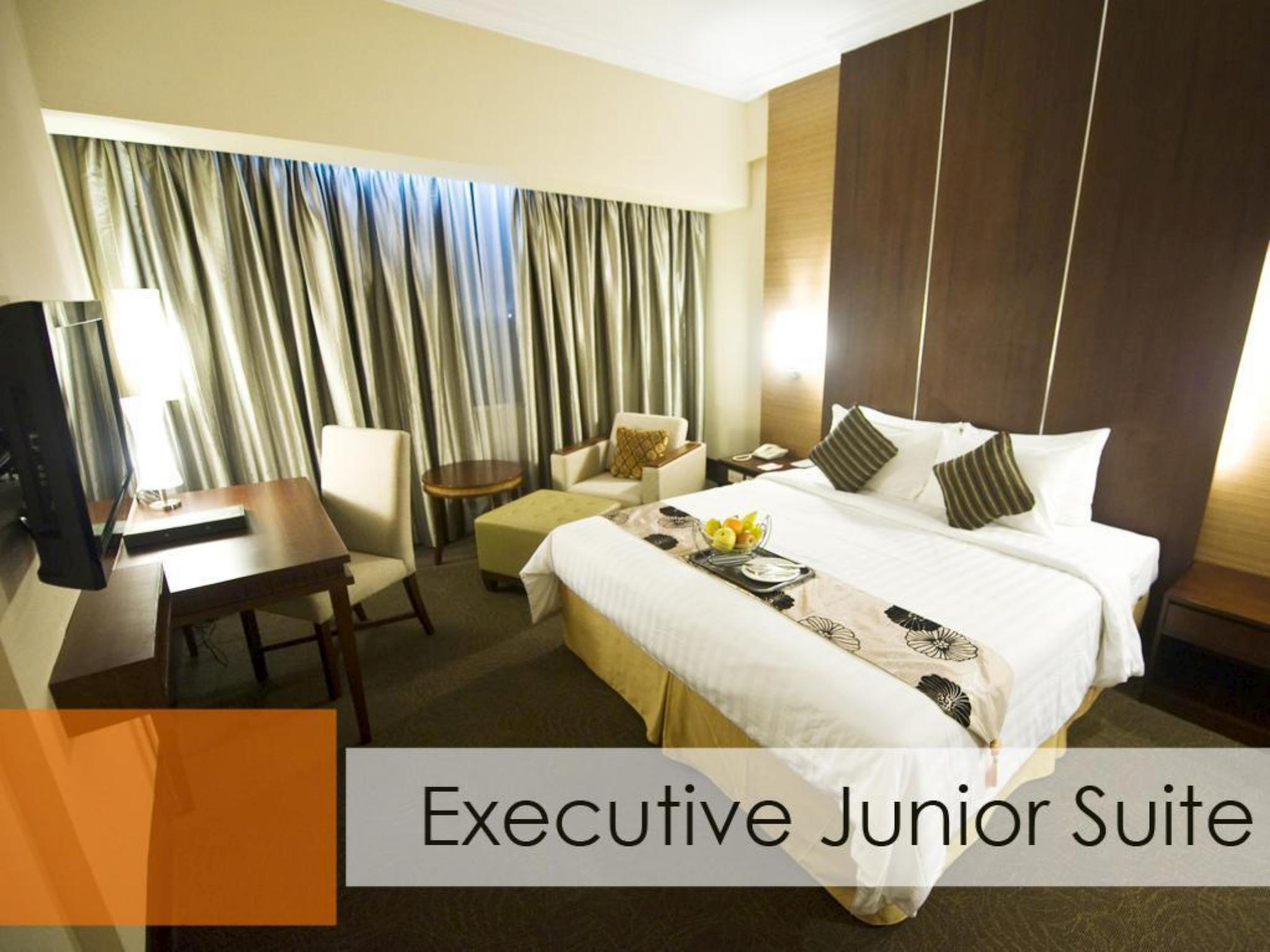 Executive Junior Σουίτα (Executive Junior Suite)