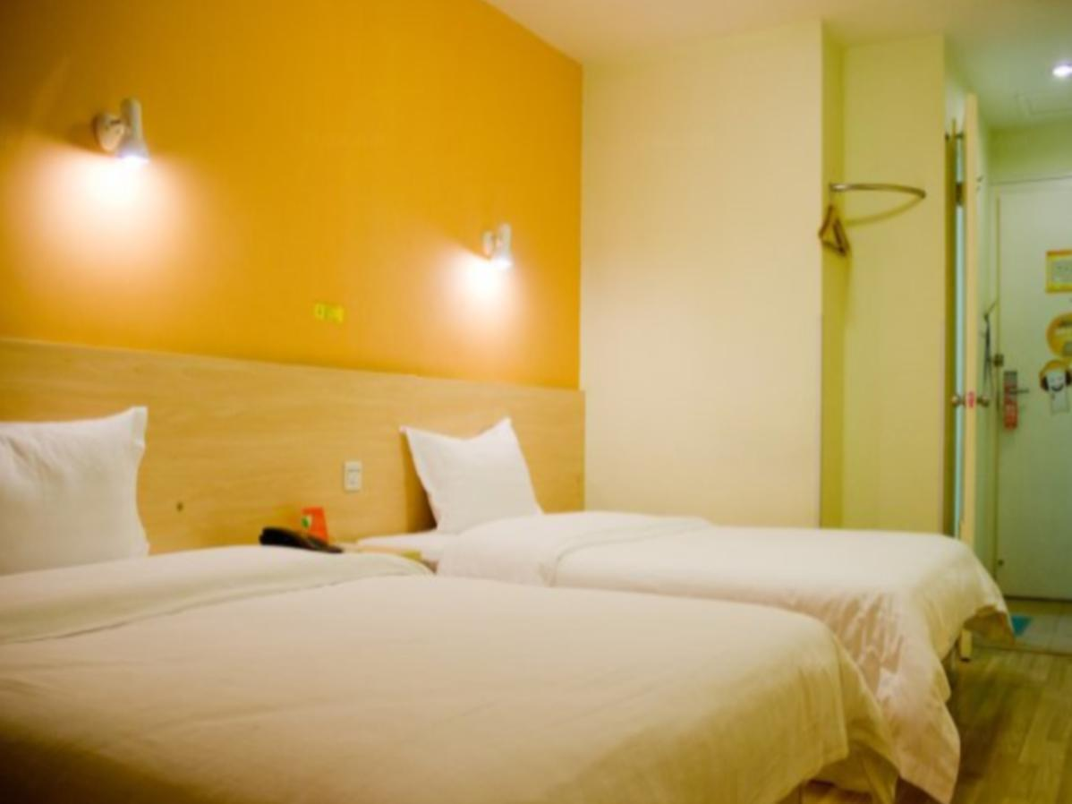 Corporate Twin, Guest room, 2 Twin/Single Bed(s), City view