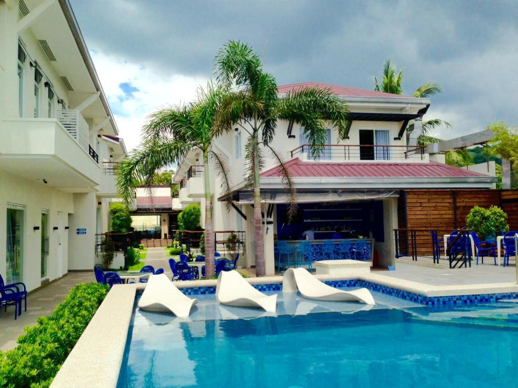 zambales beach resort with swimming pool icove beach hotel in subic zambales room deals photos