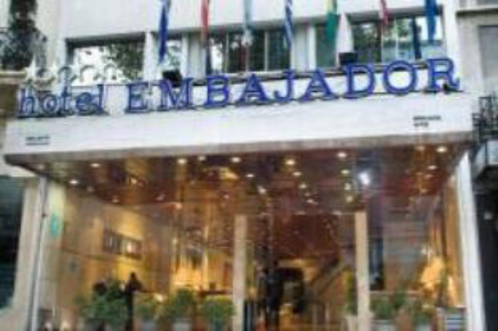 More about Embajador Hotel