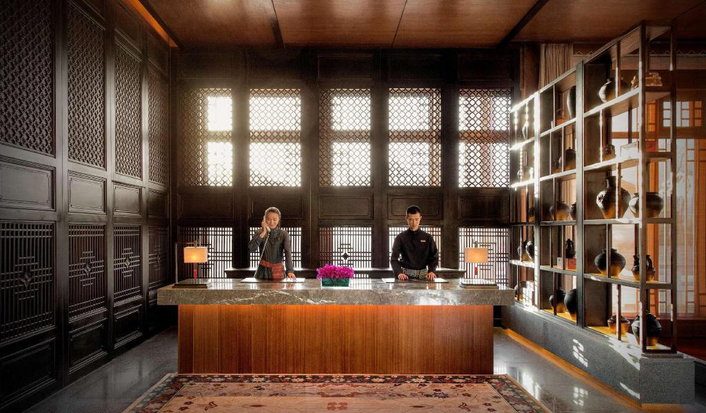 Hol Jinmao Hotel Lijiang In The Unbound Collection by Hyatt